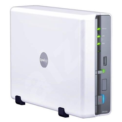 Diskový server Synology NAS DS-108j -