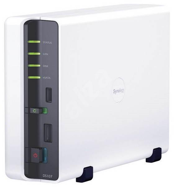 Externí serverový box Synology NAS DS-107 -
