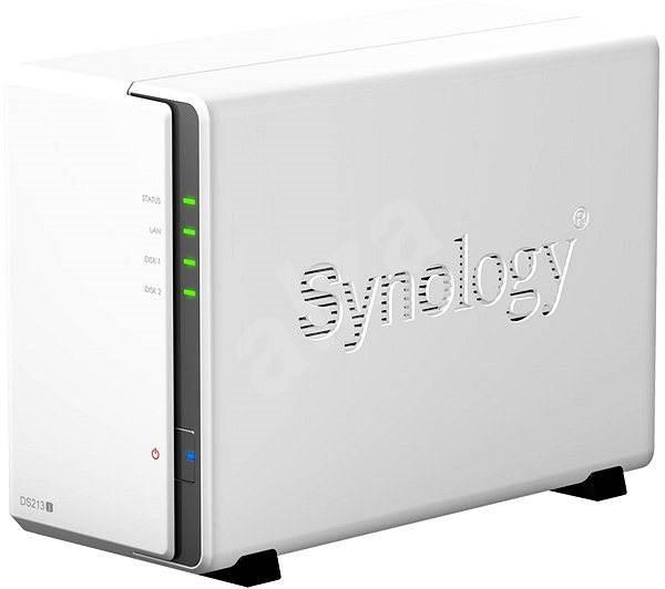 Synology DiskStation DS213j - Chytré domácí úložiště