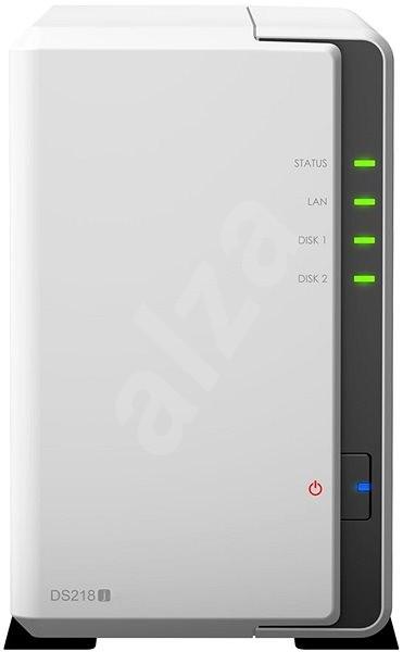Synology DS218j 2x4TB RED - Datové úložiště