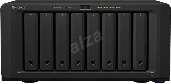 Synology DiskStation DS1817+ 8GB - Datové úložiště