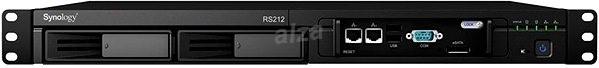 Synology RackStation RS212 - Datové úložiště