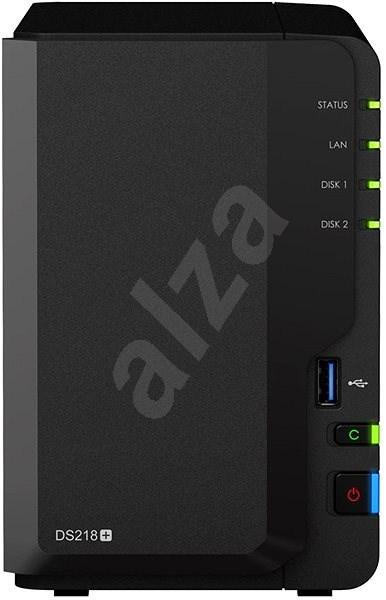 Synology DS218+ 2x6TB RED - Datové úložiště
