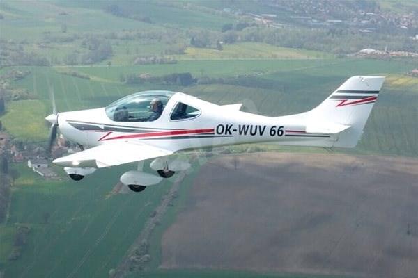 Hodinu pilotem - Tištěný voucher