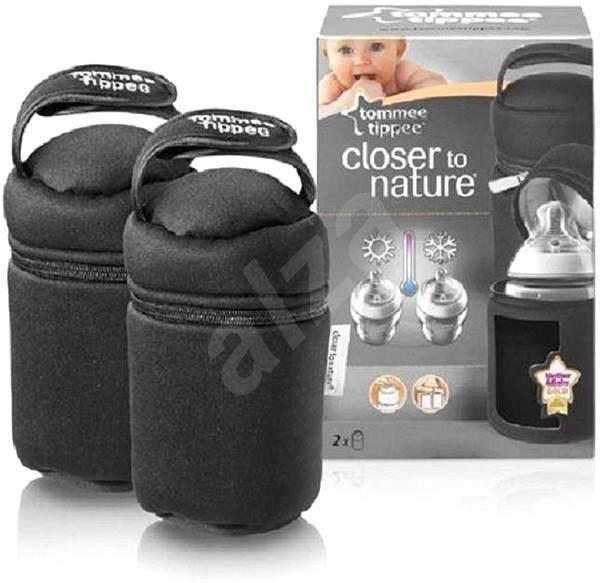 Izolační obal na lahve C2N 2 ks - Termoobal na kojeneckou láhev