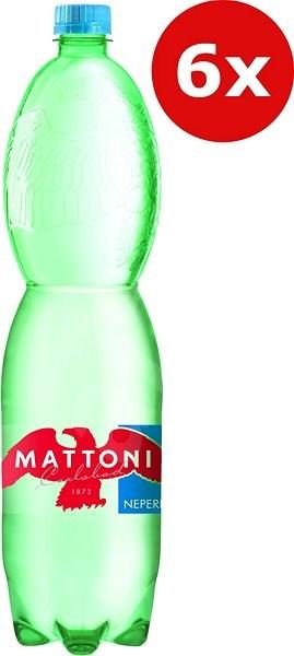 Mattoni neperlivá 6x1,5l PET - Pramenitá voda