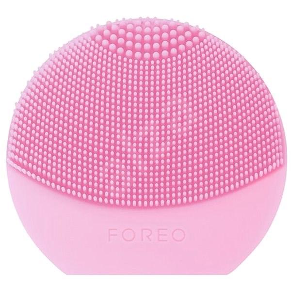 FOREO LUNA play plus čisticí kartáček na pleť, perleťově růžový - Čisticí kartáček na pleť