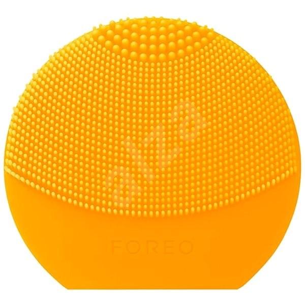 FOREO LUNA play plus čisticí kartáček na pleť, slunečnicově žlutý - Čisticí sada