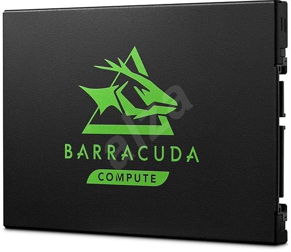 Seagate Barracuda 120 500GB - SSD disk