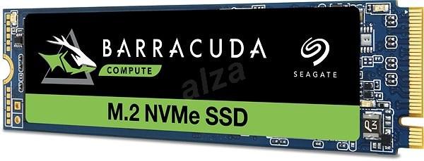 Seagate Barracuda 510 500GB - SSD disk