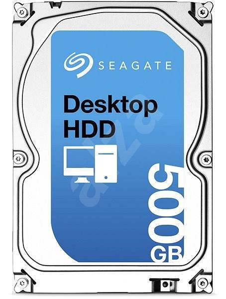 Seagate Desktop 500GB - Pevný disk