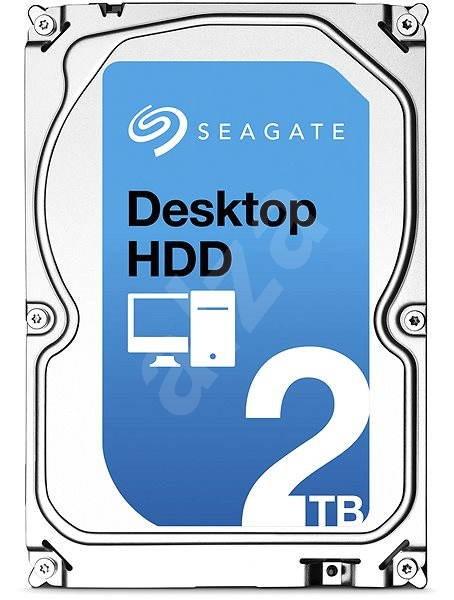 Seagate Desktop 2TB - Pevný disk