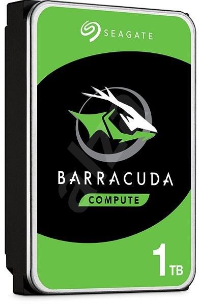 Seagate BarraCuda 1TB - Pevný disk