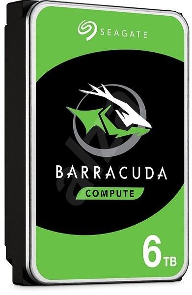 Seagate BarraCuda 6TB - Pevný disk