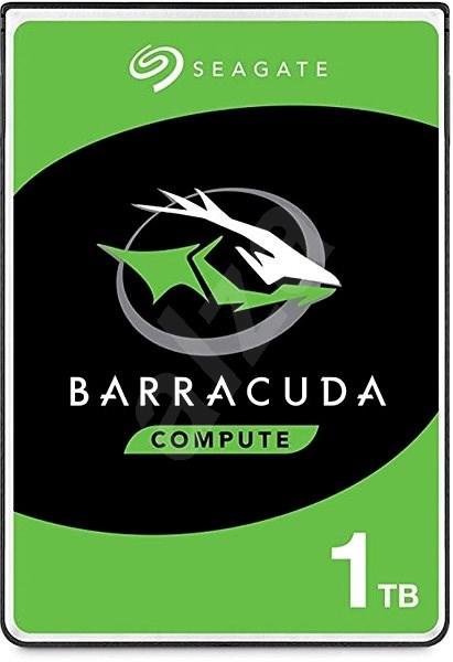 Seagate BarraCuda Laptop 1TB - Pevný disk