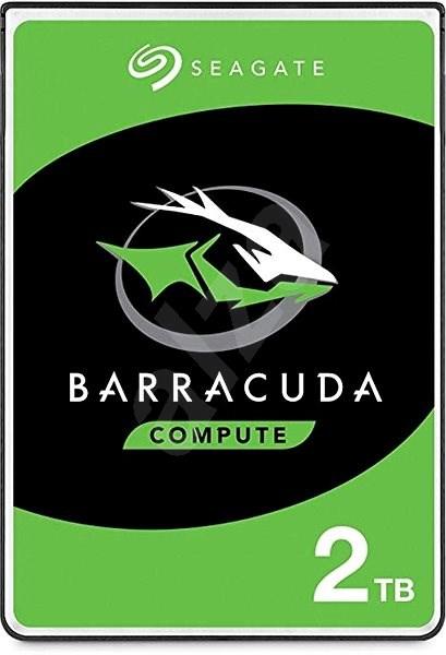 Seagate BarraCuda Laptop 2TB - HDD