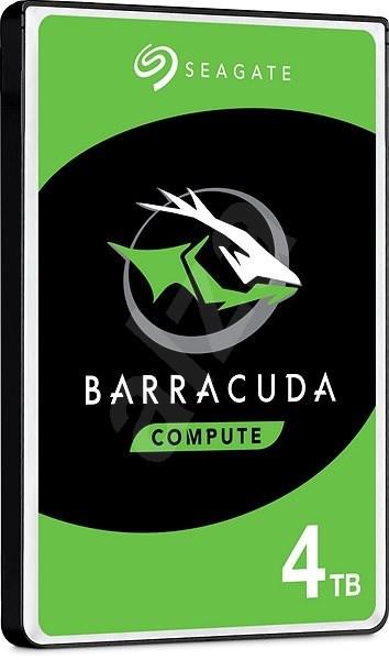 Seagate BarraCuda Laptop 4TB - Hard Drive