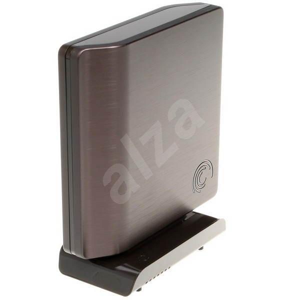 Externí pevný disk Seagate FreeAgent Pro 1TB - Externí disk