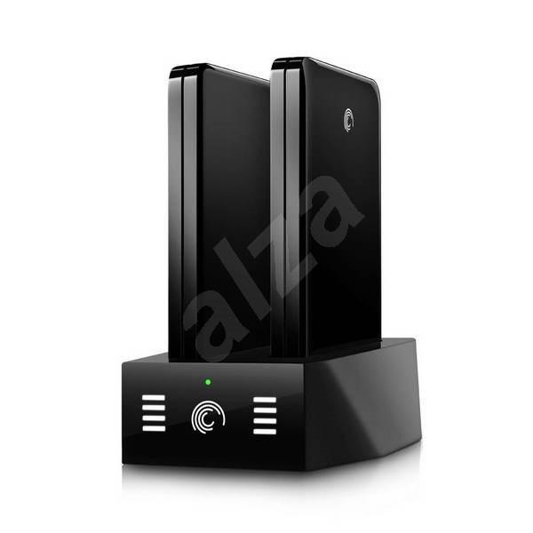 Seagate FreeAgent GoFlex Net Media Sharing Device - Disková stanice