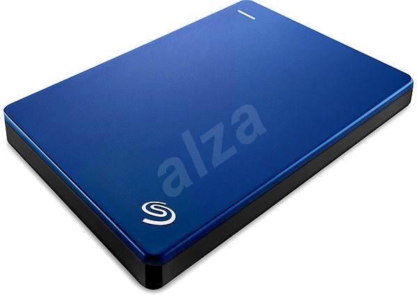 Seagate BackUp Plus Slim Portable 1TB modrý - Externí disk