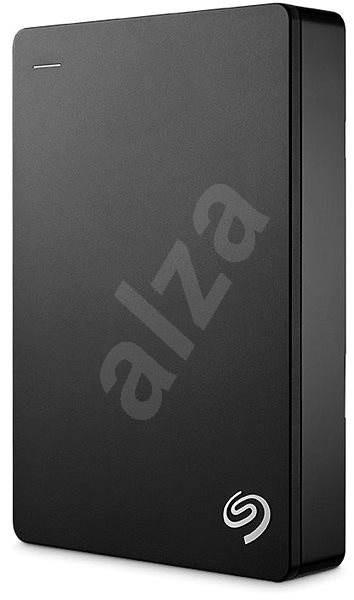 Seagate BackUp Plus Portable 4TB černý - Externí disk