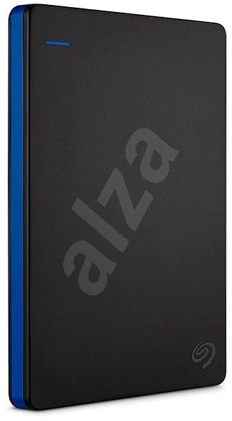 Seagate PlayStation Game Drive 2TB černý/modrý - Externí disk