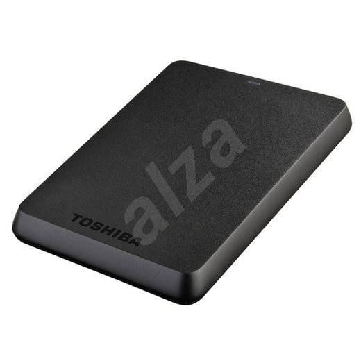 """Toshiba STOR.E BASICS 2.5"""" 750GB - Externí disk"""