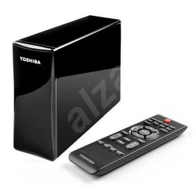Toshiba StorE TV+ 1.5TB - Multimediální přehrávač
