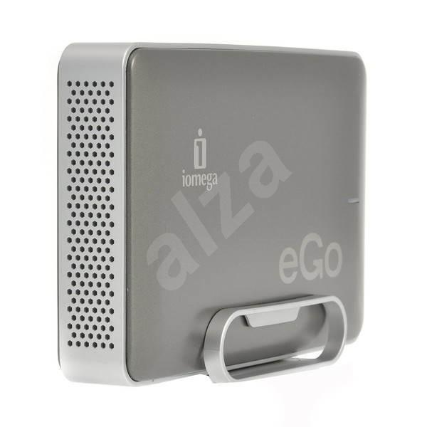 IOMEGA eGo Desktop 2TB USB 3.0 šedý - Externí disk