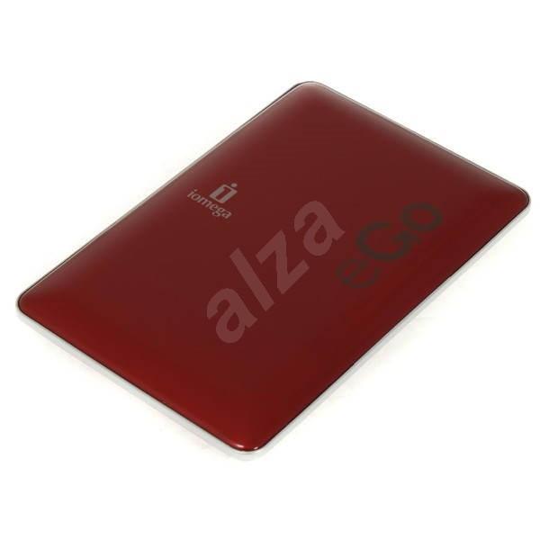 IOMEGA eGo Portable 320GB červený PS - Externí disk