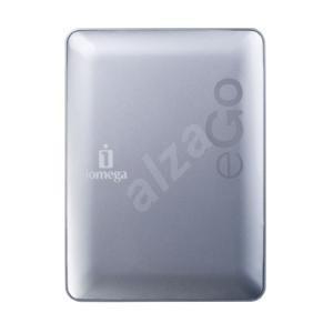 IOMEGA eGo Portable 500GB Compact Edition stříbrný - Externí disk