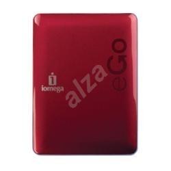 IOMEGA eGo Portable 500GB Compact Edition červený - Externí disk