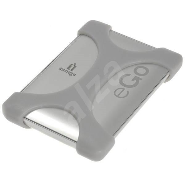 IOMEGA eGo SuperSpeed 320GB stříbrný - Externí disk