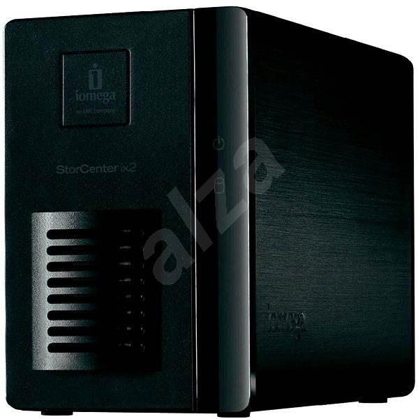IOMEGA StorCenter ix2 Network Storage (bez disku) - Chytré domácí úložiště