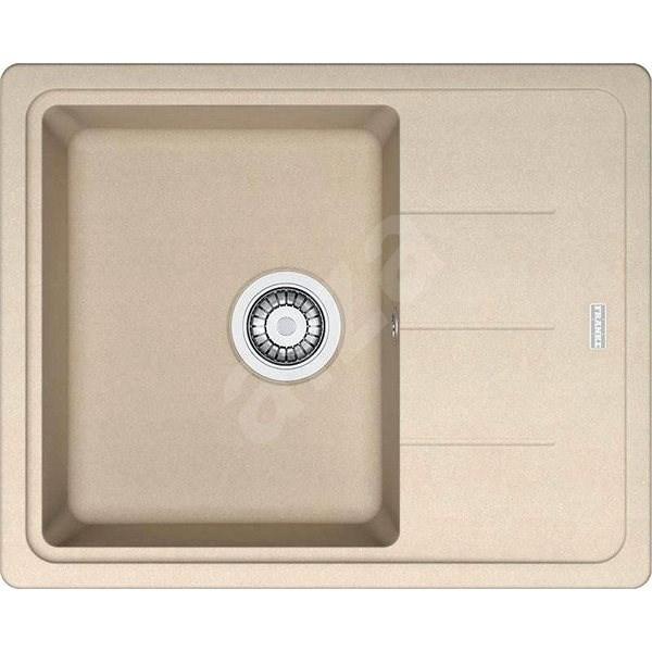 FRANKE BFG 611-62  620x500 pískový melír - Granitový dřez