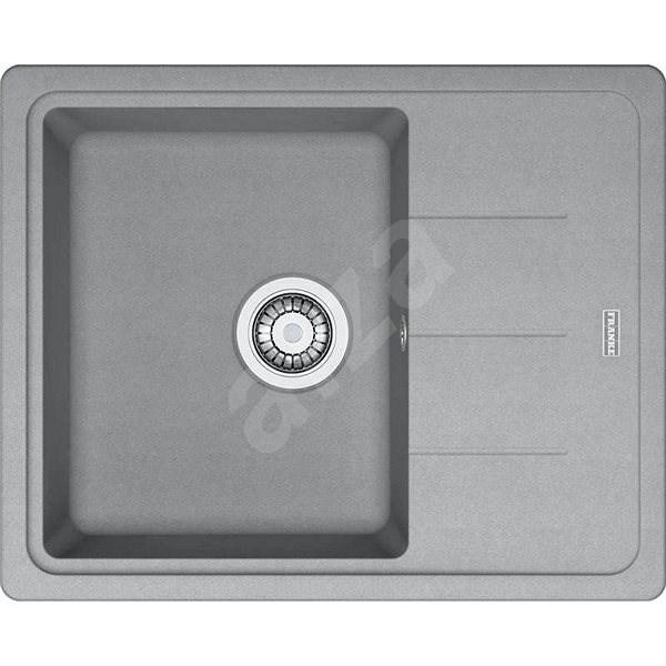 FRANKE BFG 611-62 620x500 sivý kameň - Granitový dřez