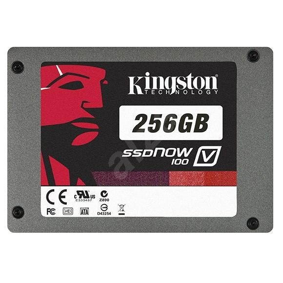 Kingston SSDNow V100 Series 256GB - SSD disk