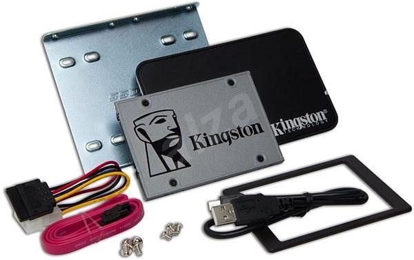 Kingston SSDNow UV500 120GB Notebook Upgrade Kit - SSD disk