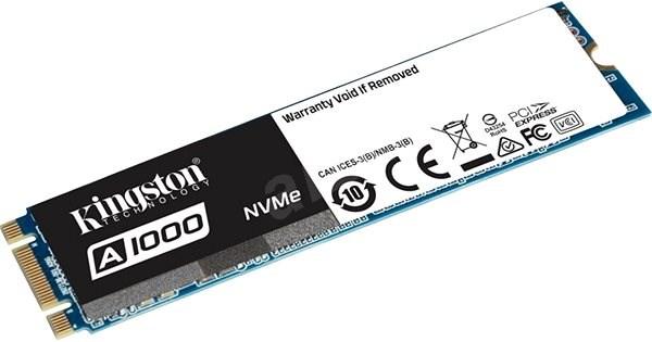 Kingston A1000 240GB NVMe - SSD disk