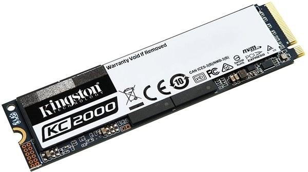 Kingston KC2000 2000GB  - SSD disk