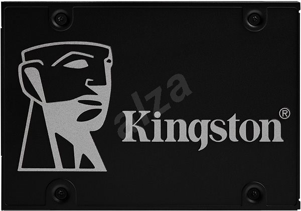 Kingston KC600 512GB - SSD disk