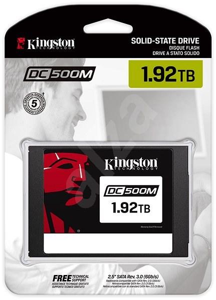 Kingston DC500M 1920GB - SSD disk