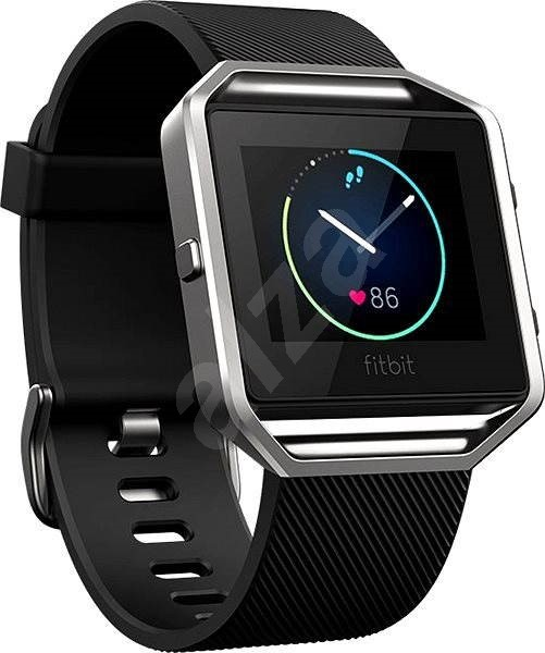 Fitbit Blaze X-Large Black - Chytré hodinky