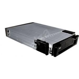 Výměnný rámeček + šuplík hliníkový hotswap s větr. VP-5010LSF SATA150, černá -