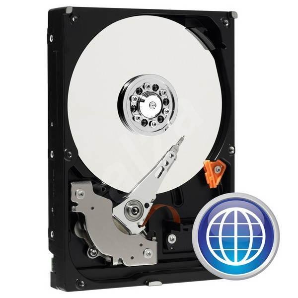 WD Caviar Blue 80GB 8MB cache - Pevný disk