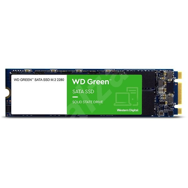 WD Green 3D NAND SSD 120GB M.2 - SSD disk