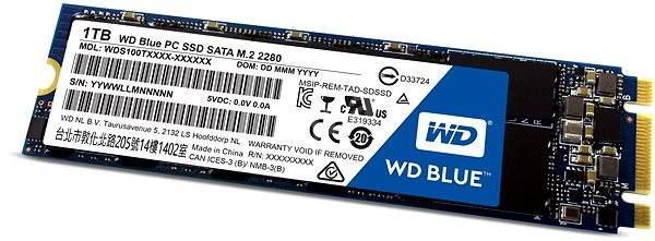 WD Blue PC SSD 1TB M.2 - SSD disk
