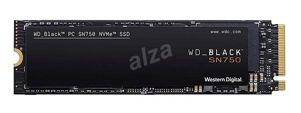WD Black SN750 NVMe SSD 250GB - SSD disk