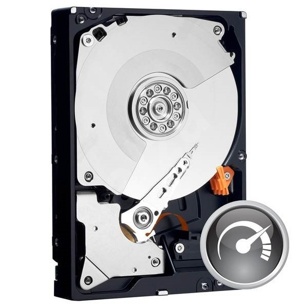 WD Caviar Black 750GB 64MB cache - Pevný disk