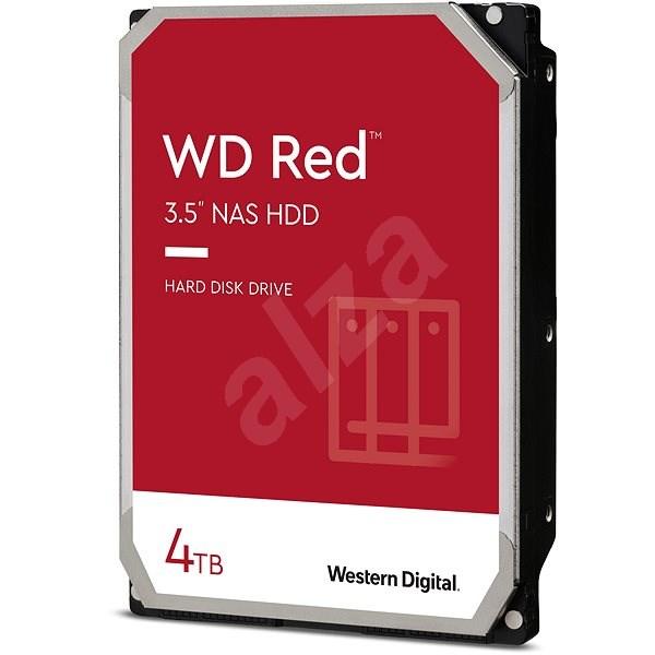 WD Red 4TB - Pevný disk